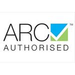 ARC authorised Logo