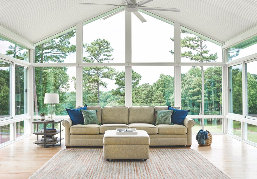 BEST HEATING/COOLING OPTIONS FOR A SUNROOM